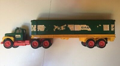 1975 Or 1976 Hess Truck Tractor Trailer
