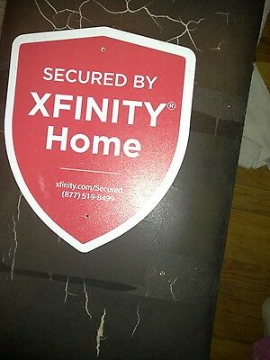 5 xfinity home security signs