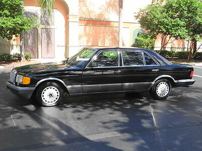 1991 Mercedes-Benz 400-Series 420 SEL 1991 Mercedes Benz 420 SEL, ONLY 89K miles
