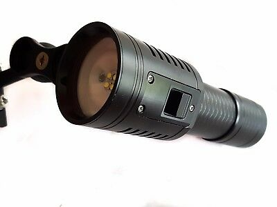 K Fire Professional quality Underwater LED video and photography light