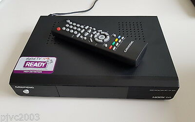 Grundig High Definition Set Top Box