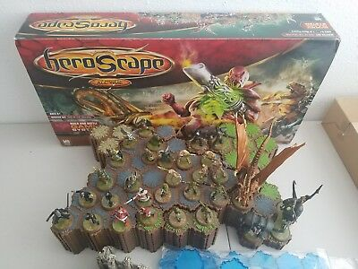 Heroscape The Battle of All Time Rise of the Valkyrie Master Set 100% Complete