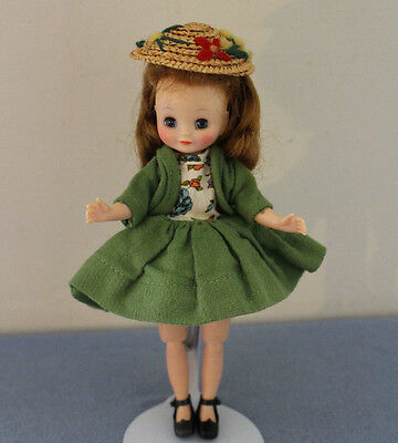 """#2 for 8"""" BETSY MCCALL 1960'S OUTFIT """"BON VOYAGE"""" #9202 DRESS + JACKET VGC"""