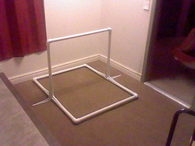 Kids Gymnastics Horizontal Bar - Make It For $60 - Complete,easy Instructions