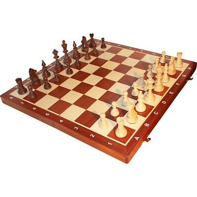 Wooden chess tournament set with pieces N 6