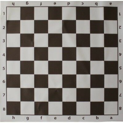 Tournament No. 5 Roll Up Chess Board