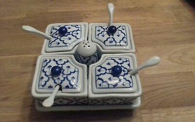 chinese condiment set