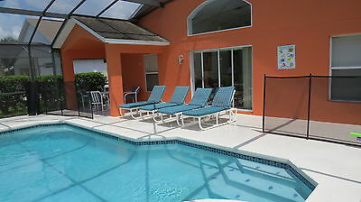 Florida Villa 4bed 3bath for rent with south facing pool & spa 20min from Disney