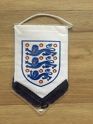 Official England 2018 World Cup Mini Team Pennant , Uk Postage Only