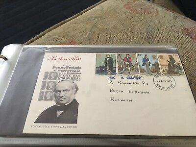 1979 August 22 Centenary Of Sir Rowland Hill