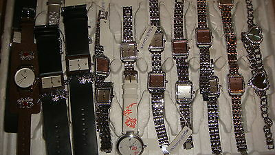 TRADE ONLY JOB LOT OF 20 X new MIXED  PAMELA ANDERSON WATCHES 100%. GEN<,,.,