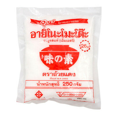 AJINOMOTO (MSG) Monosodium Glutamate Cooking Powder Umami Delicious 250g