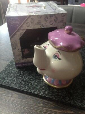 Mrs Potts Tea Pot Primark Disney