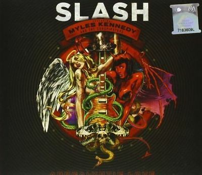 Slash - Apocalyptic Love [Deluxe Edition] CD/DVD