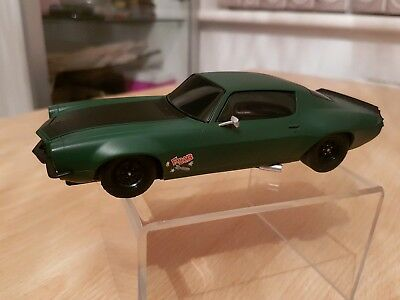 SCALEXTRIC CHEVROLET CAMARO FBOMB CAR FAST AND FURIOUS  previously displayed