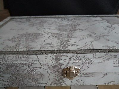 Lord Of The Rings Collector's Models Issue Grey Chess Case Brand New In Box