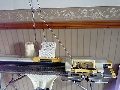 knitMaster 321knitting machine