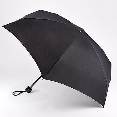 Fulton Soho Umbrella - Black