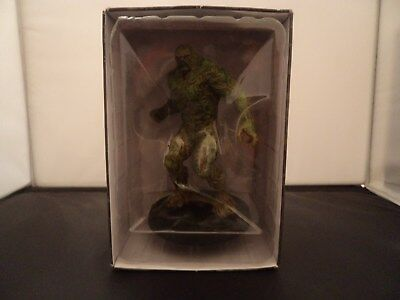 Dc Super Hero Figurine Collection - Issue Swamp Thing  (No-Magazine)