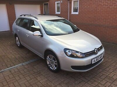 2011 Volkswagen Golf 1.6 Tdi Bluemotion Tech Se 5Dr