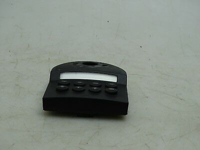 BMW K1200LT Radio Control Element