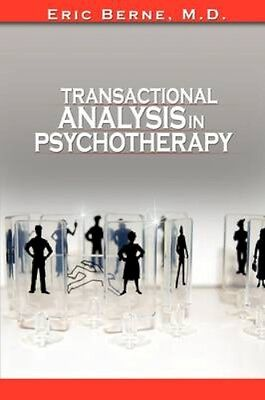 NEW Transactional Analysis In Psychotherapy by... BOOK (Paperback / softback)