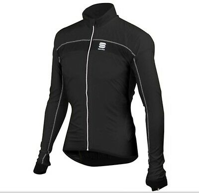 BNWT Sportful Shell Jacket Water Repellent Cycling/Training Jacket Size L