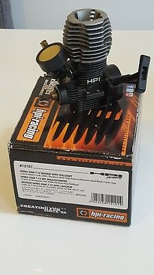 Hpi Racing 15101 - Nitro Star T-15 Engine With Pullstart Rs4