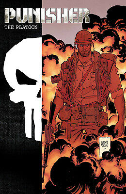 Punisher The Platoon #2 (Of 6) (2017) 1St Print Bagged & Boarded Marvel Comics