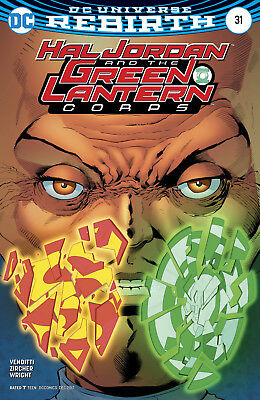 Hal Jordan And The Green Lantern Corps #30 (2017) Variant Dc Universe Rebirth