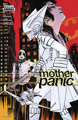 Mother Panic #12 (2017) 1St Printing Dc Young Animal Bagged & Boarded