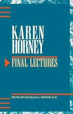 NEW Final Lectures by Karen Horney BOOK (Paperback) Free P&H