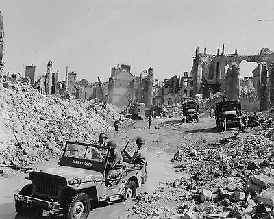 New 6 X 4 Photograph Ww2 D Day Normandy 7