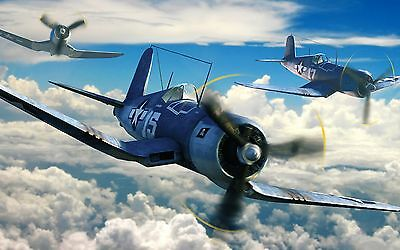 New 6 X 4 Photograph Ww2 Us Navy Dive Bomber 3