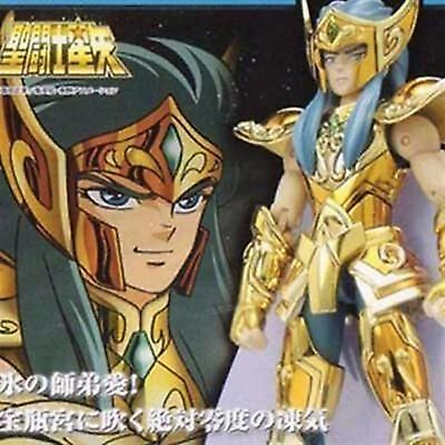 Saint Seiya Saint Cloth Myth Aquarius Camus Action Figure