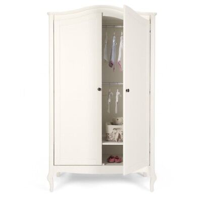 Mamas and Papas Florence Ivory Wardrobe