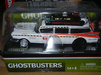 Auto World Ghostbuster 4Gear Release Slot Car Body