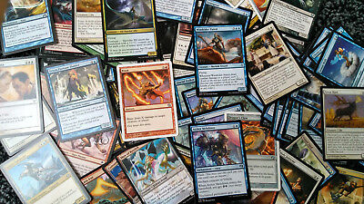 MTG Magic The Gathering 100 different common and uncommon cards collection