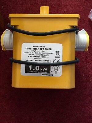 Briticent 110V Portable Transformer Brand New