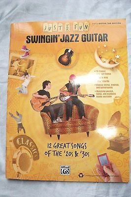 SWINGING JAZZ GUITAR 12 GREAT SONGS TO LEARN FROM THE '20s & '30s