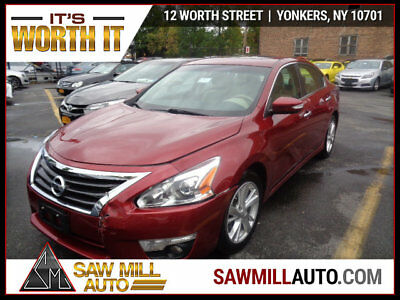 2015 Nissan Altima COLLISION BAGS BLOWN ANOTHER GREAT DEAL AT SAW MILL.....!!!