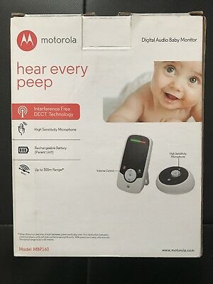 Motorola hear every peep Baby Monitor. Currently in mother care £39.99. BARGAIN!
