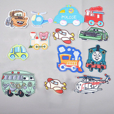 Cartoon For Clothes Children Patch  Patches Clothing Iron On Applications