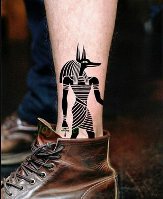 Waterproof Temporary Tattoo Sticker Protector Of Ancient Egypt Egyptian Totem