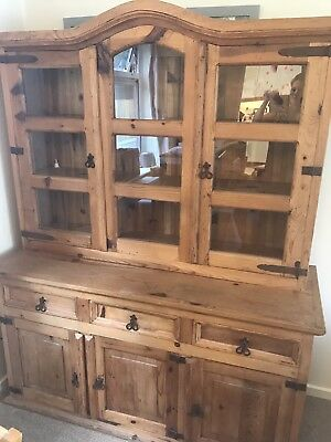Thick Solid Wood Dresser/Sideboard