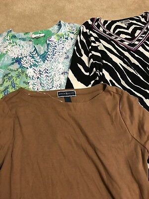 Lot Of 3 NWT Womens Tops Size M