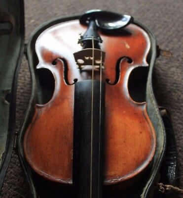 Original late 19th century Thos Jacklin violin