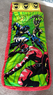 Power Rangers Inflatable Ready Bed