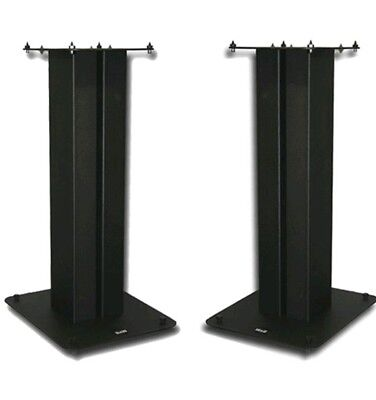 BOWERS AND WILKINS STAV24 Speaker stands for 685 and 686 speakers.One pair.black