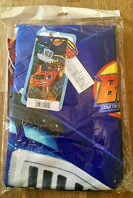 New Official Blaze And the Monster Machines Boys Towel 68x137 cms